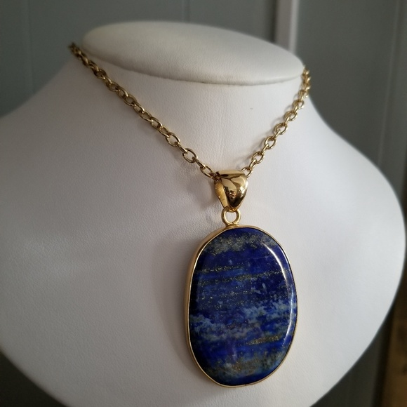lapis the gold onyx and twiddler with pendant products lazuli large